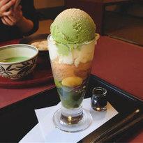 CAFE KYOTO: GIWON KOMORI ぎをん小森 @ GION, KYOTO