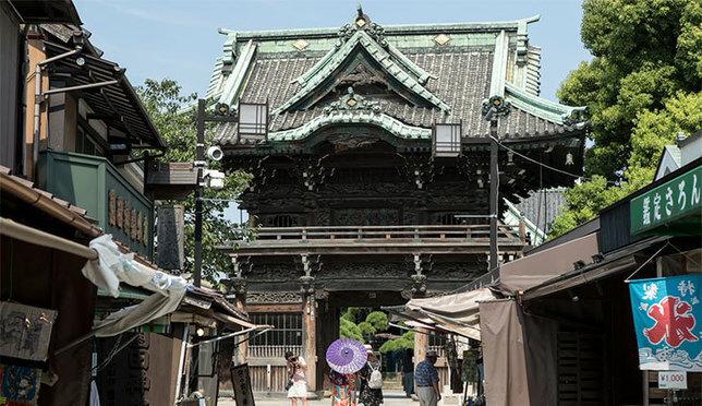 從晴空塔出發不用30分鐘!柴又邊走邊吃,體驗古色古香的日本風情