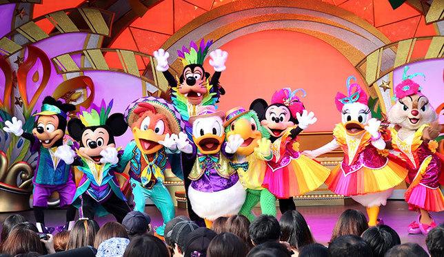 มาสนุกกับหน้าร้อนญี่ปุ่นกับอีเว้นท์สุดพิเศษ 'Happinest Calebration!' ที่ดิสนีย์รีสอร์ทกันเถอะ!
