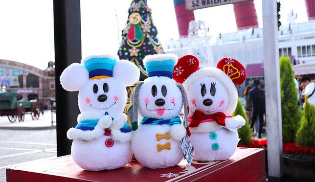 今年在東京迪士尼度假區歡度聖誕節吧!35週年慶特別活動「迪士尼聖誕節」正在舉辦中