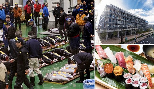 前往新的東京廚房!搬遷自築地的豐洲市場