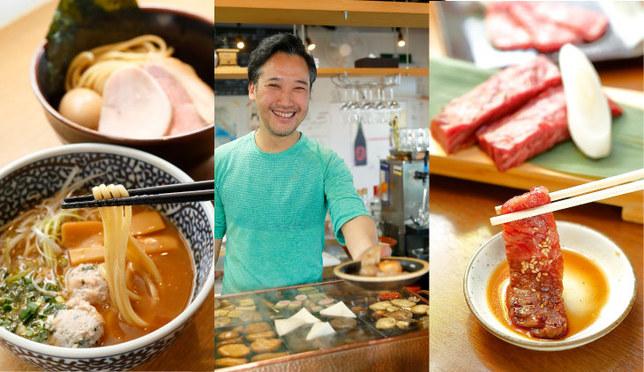 Discovering Shitamachi Food in Katsushika
