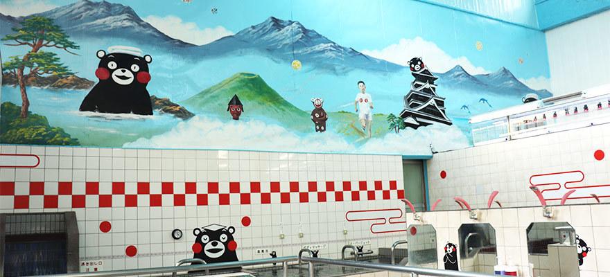 เปิดแค่ช่วงนี้เท่านั้น! 'เซ็นโตคุมะมง' โรงอาบน้ำสาธารณะสุดน่ารักใกล้กับโตเกียวสกายทรี