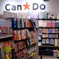 人氣的聯名商品及有趣方便的商品就在這裡!日本百元商店Can★Do