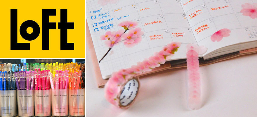 Shopping at Shibuya Loft: 13 Must-Have Items for Stationery Lovers