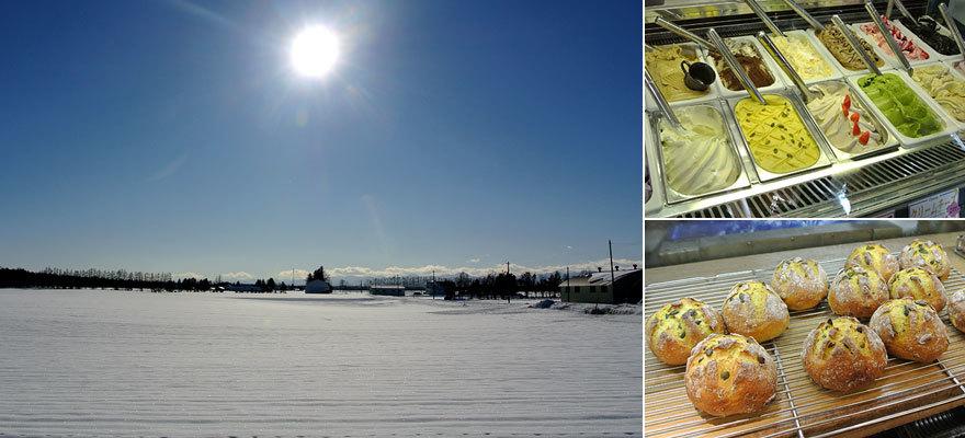สัมผัสธรรมชาติพร้อมของอร่อยที่ห้ามพลาด ณ เมืองโทกะชิ ฮอกไกโด