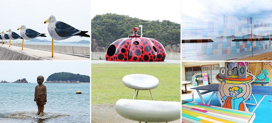 2019年瀨戶內國際藝術節最新作品及推薦遊覽路線總整理