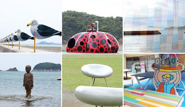 2019年濑户内国际艺术节最新作品及小岛推荐游览路线总整理