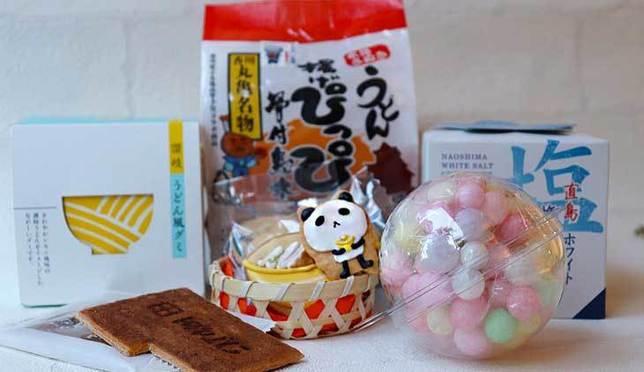 「烏龍麵縣」限定!超好逛的香川高松站必買伴手禮10選