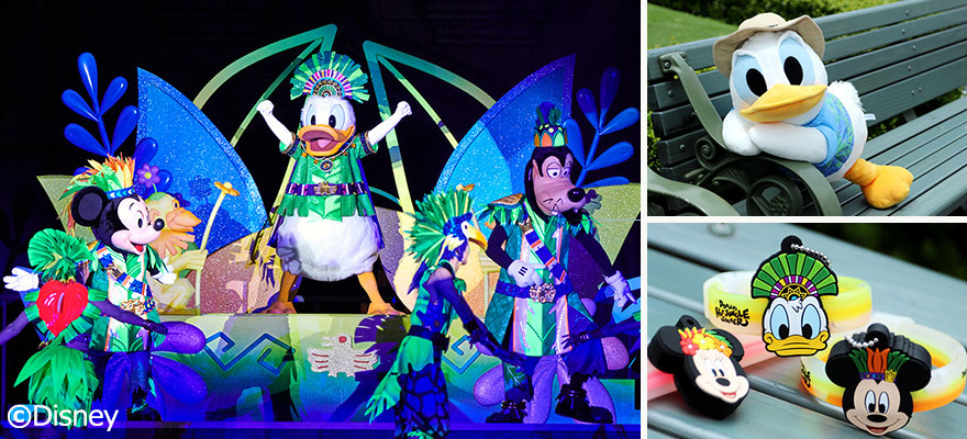 มาสนุกกับซัมเมอร์ที่ร้อนระอุนี้กัน! ชมการแสดงของโดนัลด์ดั๊กส์ที่โตเกียวดิสนีย์แลนด์ GO!