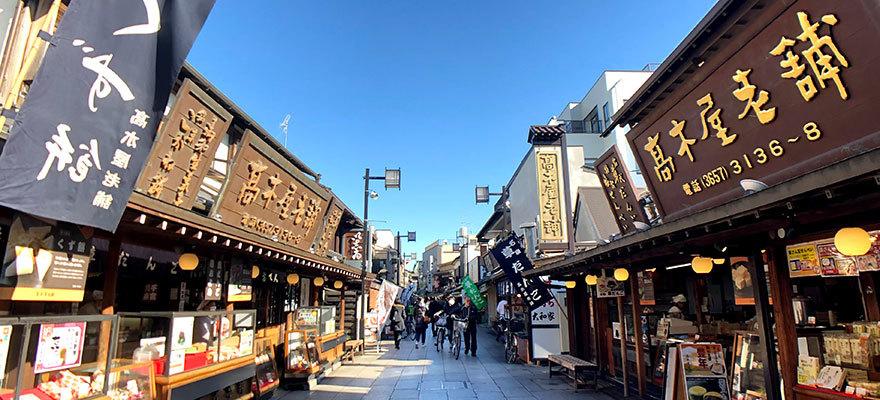 東京葛飾一日遊行程4選