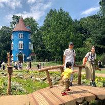 帶小孩前進超夢幻嚕嚕米主題公園!使用嚕嚕米西武鐵道一日套票最方便
