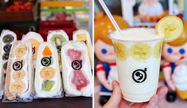 インスタで話題!愛知県岡崎で行列のできる八百屋スーパーのフルーツサンド