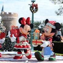 'Disney Christmas 2019' มาฉลองคริสต์มาสกับมิกกี้ & โดนัลด์ดั๊กที่โตเกียวกัน!