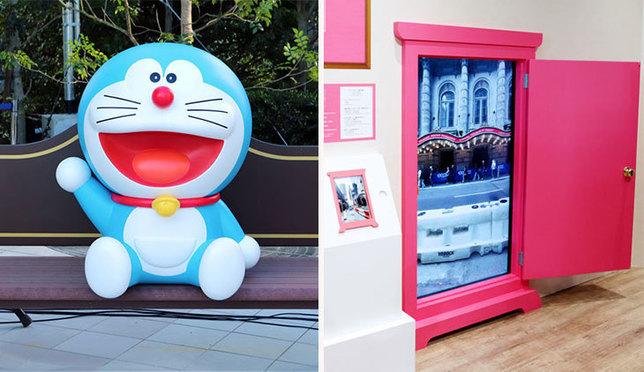 ร้านค้าออฟฟิเชียลโดราเอมอนที่แรกของโลก ! ลองไปที่ Doraemon Future Department Store ที่ Odaiba กันเถอะ