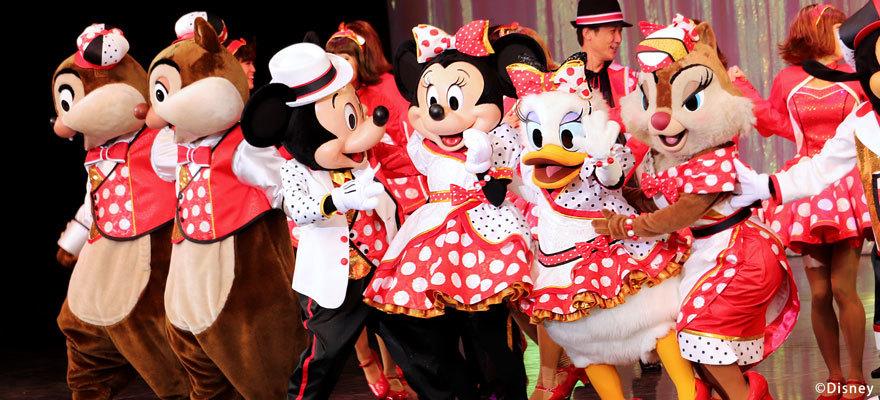 ミニーの魅力が120%楽しめる期間限定イベント 東京ディズニーランド「ベリー・ベリー・ミニー!」