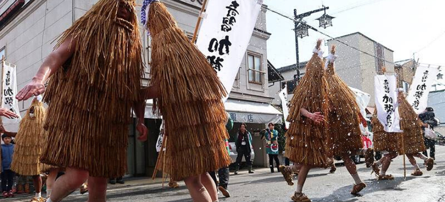 4 Weird Japanese Winter Festivals That You Can Participate In