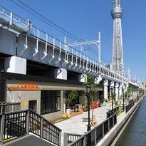 浅草と東京スカイツリー®をつなぐ新名所「東京ミズマチ」がオープン!