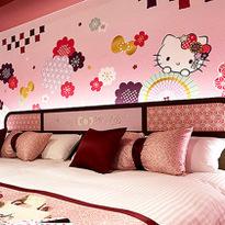 三密避けて宿泊!浅草東武ホテル 和風ハローキティルームに泊まってみた