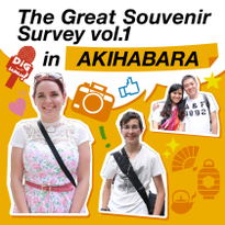 The Great Souvenir Survey in Akihabara: Manga, Models, and More!