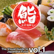 The Visual Guide to Japanese Food: Standard Sushi