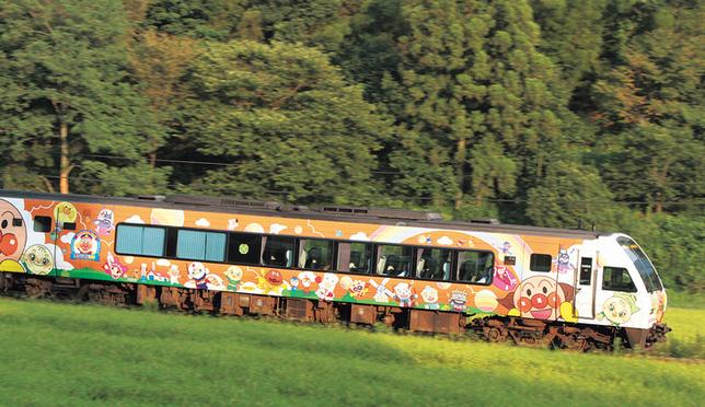 快樂前進!麵包超人歡樂列車!