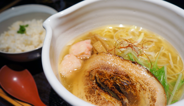 Carbs on Carbs! Ramen and Rice at Ginzasa