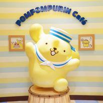 新療癒系空間「POMPOMPURIN Café 」