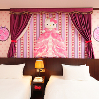 Hello Kitty Room_Keio Plaza Hotel