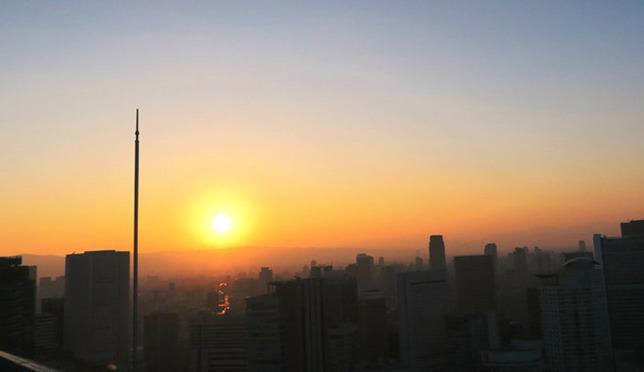 初日の出におすすめ!大阪 梅田スカイビル・空中庭園展望台