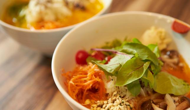 Soranoiro: vegan & vegetarian ramen