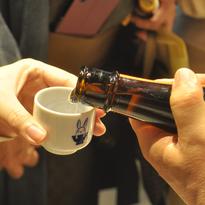 Try Sake in Nihonbashi!