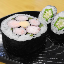 Sushi Roll Art Classes in Tokyo