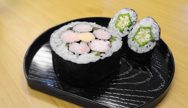 Roll Sushi Art