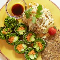 도쿄 생채식 맛집 - 디톡스되는 레인보우 로푸드