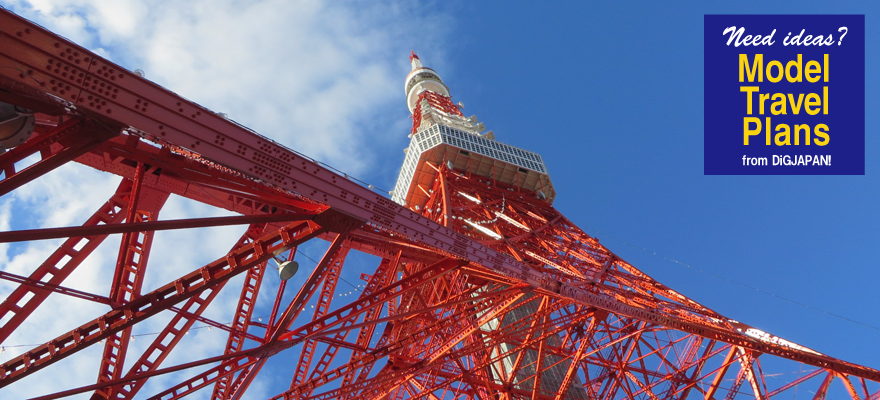 A beginner's guide to Tokyo: a one-day plan