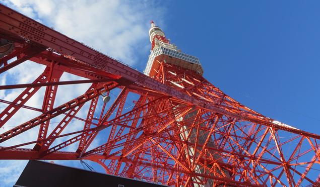 东京必看3大景点区