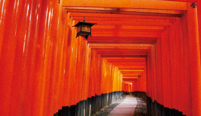 第1次游京都_伏见稻荷、清水寺、锦市场