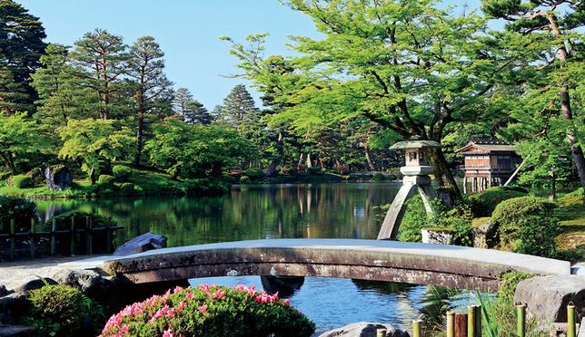 游金泽体验日本文化