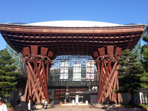 JR Kanazawa Station