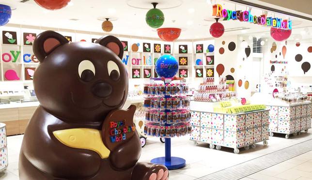 北海道超人氣伴手禮的工廠 「Royce' Chocolate World」