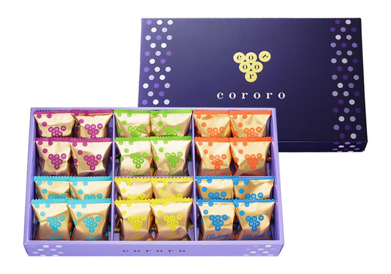 ハッピーボックス 24袋(6味×4袋)