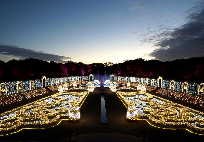 光之管弦樂庭院