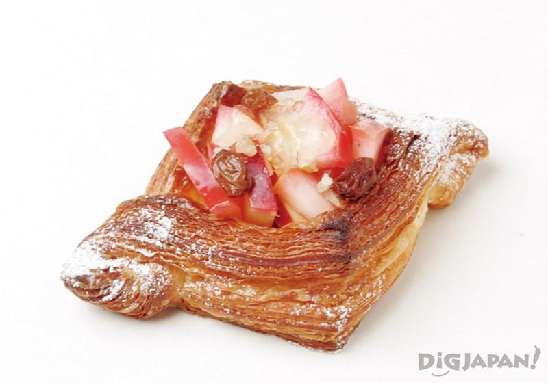 週末麵包及湯品的香味『安曇野市的早晨』 1