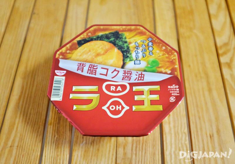 拉王 背脂濃郁醬油