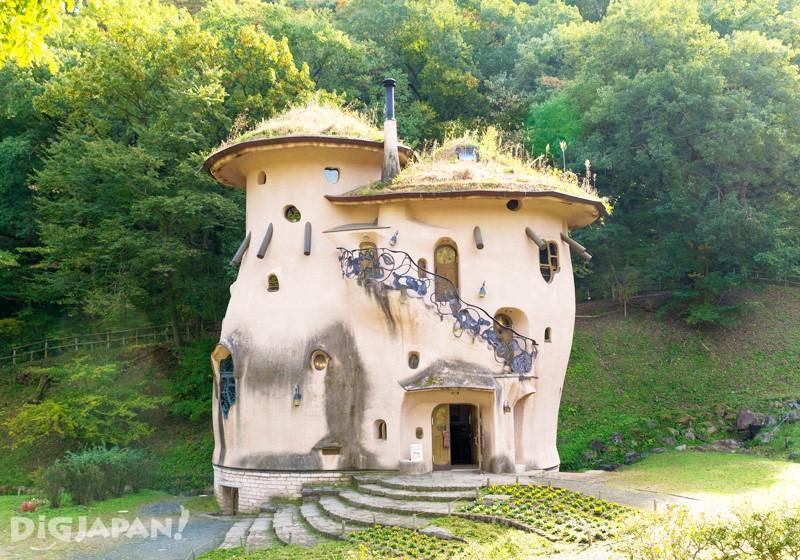 朵貝、楊笙曙光兒童森林公園菇菇之家