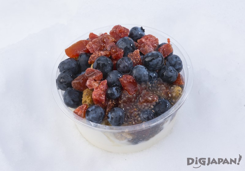 大通會場 水果優格