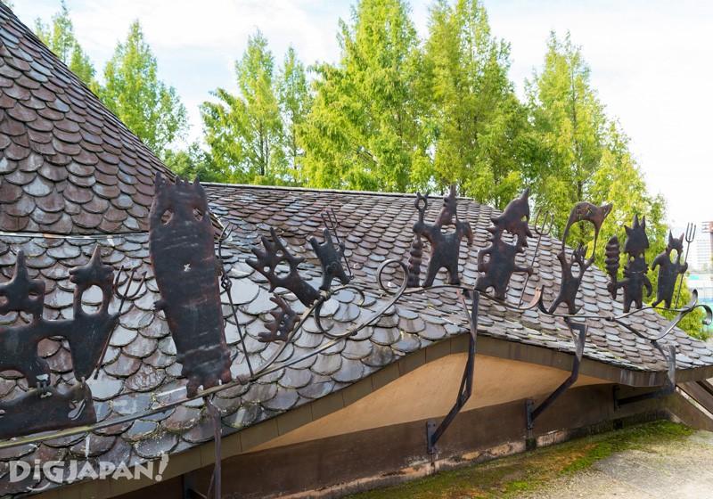 孩童劇場屋頂