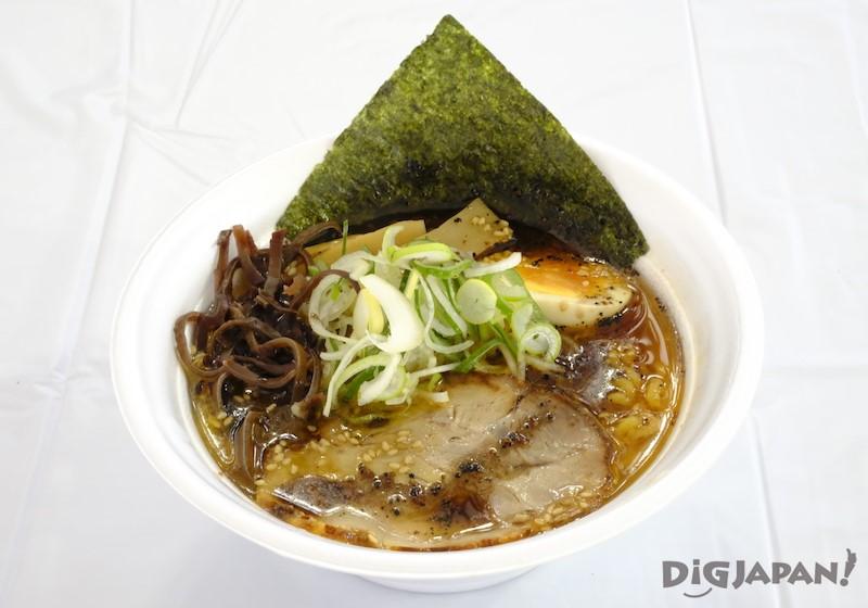 TSUDOME會場 北海道風的味噌拉麵