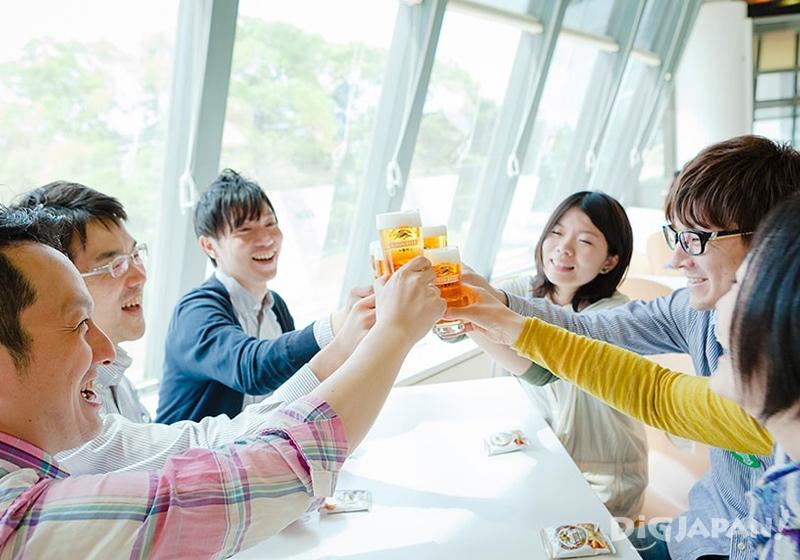 Kirin Beer Yokohama Factory Tour